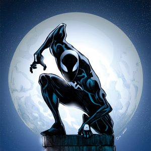 Spider-Man Symbiote Costume
