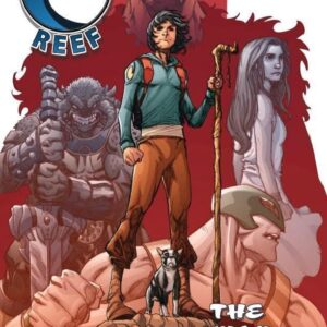 Parker Reef Vol. 2 Cover