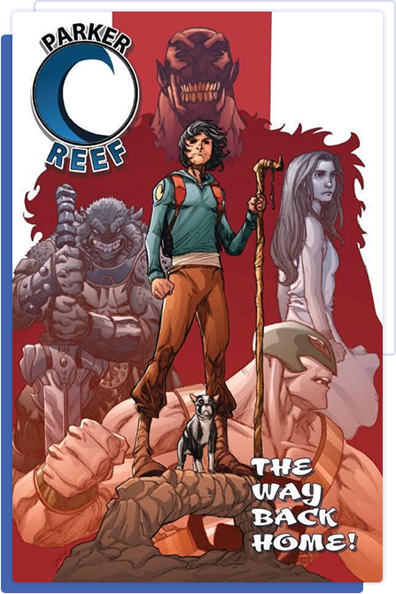Parker Reef 2 Cover